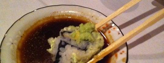 Keiichi Japanese Restaurant is one of Tempat yang Disimpan Holden.