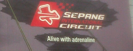 Sepang International Circuit (SIC) is one of Formula One Track 2014.