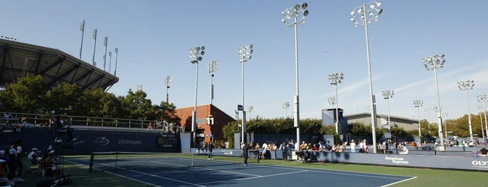 Court 13 - USTA Billie Jean King National Tennis Center is one of US Open Courts.