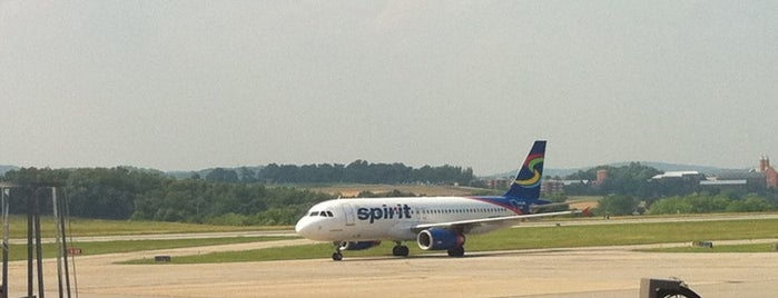 Arnold Palmer Regional Airport (LBE) is one of Hopster's Airports 2.