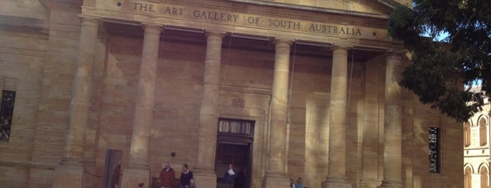 Parliament of South Australia is one of Adelaide - Must do.