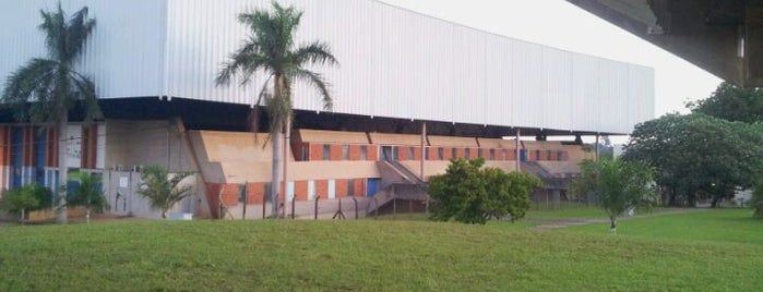 Ginásio Multidisciplinar Unicamp is one of unicamp.