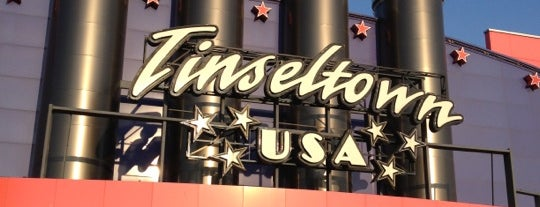 Tinseltown is one of Austin.