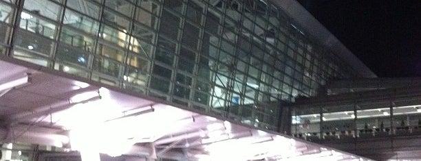 中部国際空港 セントレア (NGO) is one of Airports - worldwide.