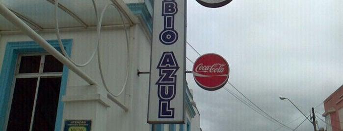Restaurante Danúbio Azul is one of Yusefさんのお気に入りスポット.