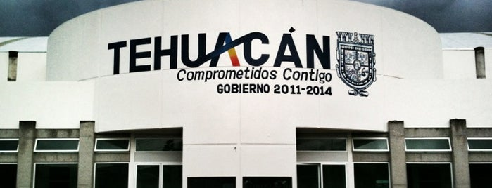"Polideportivo ""La Huizachera"" is one of Orte, die Lib gefallen."