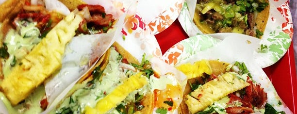 Tacos El Gordo De Tijuana is one of SoCal Musts.