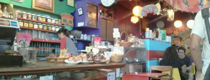 Beehive Coffeehouse is one of Pizza in the burgh.
