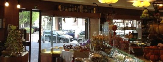 Pasticceria Vecchia Milano is one of MI Colazione, breakfast, petit déjeuner, frühstück.