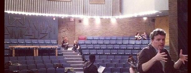 Helfaer Theatre is one of Orte, die Adriana gefallen.