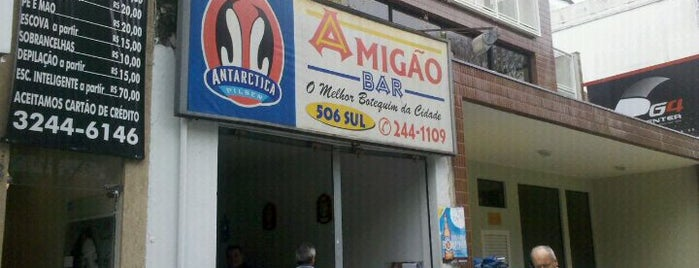 Bar do Amigão is one of Henrique 님이 좋아한 장소.