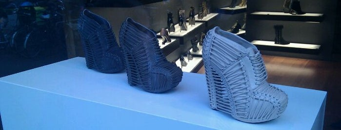 United Nude Store is one of Amsterdam, best of..