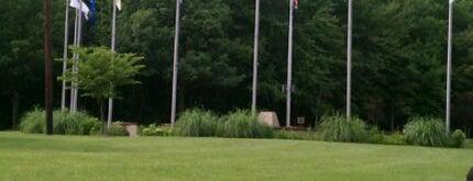 Veterans Park is one of Hamilton.