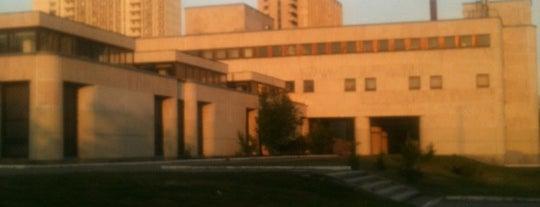 Детская школа искусств им. М. А. Балакирева is one of Roman : понравившиеся места.