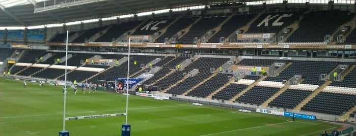 KC Stadium is one of Summer Events To Visit....