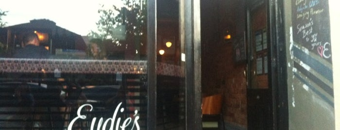 Eydie's is one of Melbourne's Bars, Pubs, Lounges.