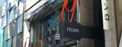 G.Itoya is one of Tokyo To Do.