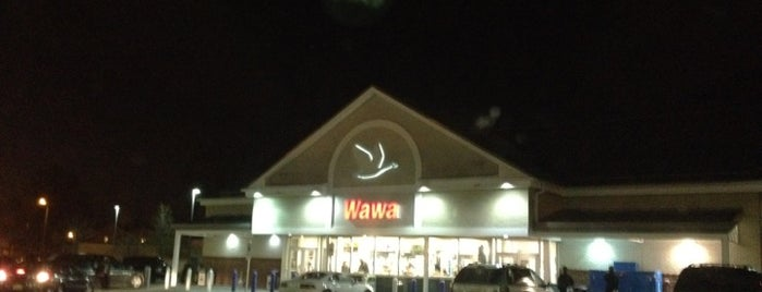 Wawa is one of Kia's Liked Places.