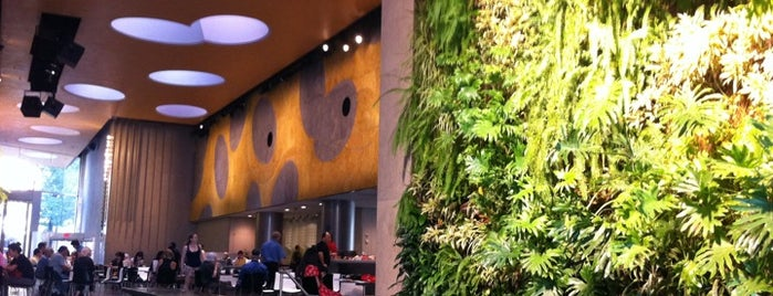 David Rubenstein Atrium at Lincoln Center is one of Euro-esque Cafés.