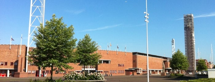 Regardz Olympisch Stadion is one of Amsterdam ADventure.
