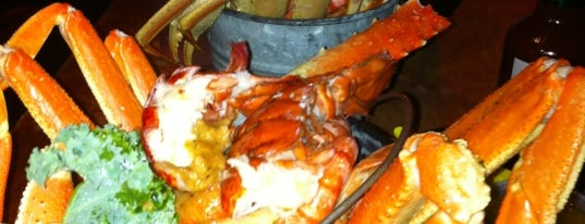 Must-see seafood places in Atlanta, GA