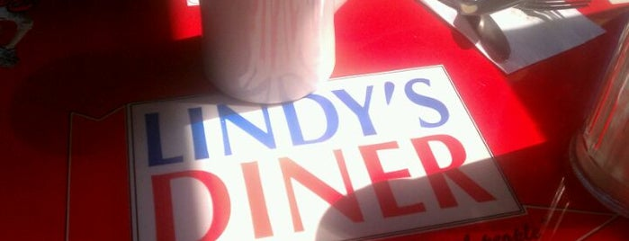 Lindy's Diner is one of Diners I Have Loved.