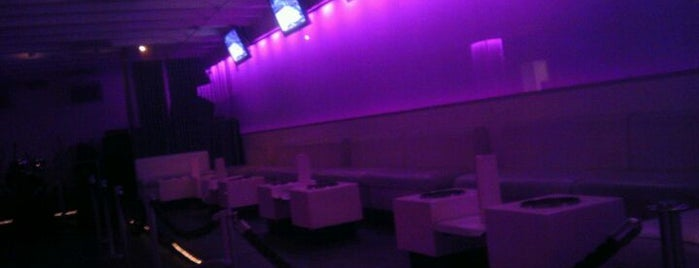 Layla Lounge is one of places.