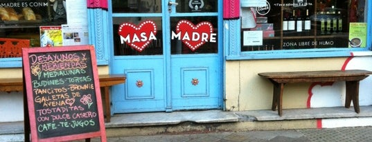 Masamadre is one of #BsAsFoodie (Dinner & Lunch).