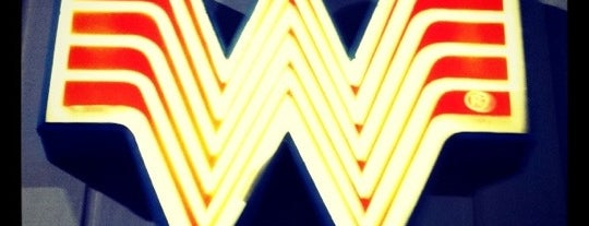 Whataburger is one of Gregory 님이 좋아한 장소.