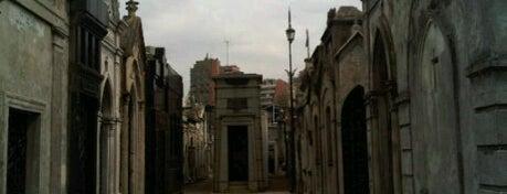 Cementerio de la Recoleta is one of Buenos Aires Tour.