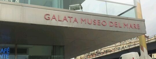 Galata Museo del Mare is one of Tra i Caruggi e il mare - Genova #4sqcities.