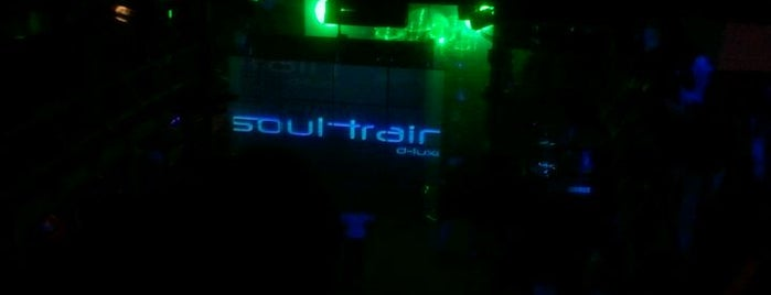 Soul Train is one of Noche BAIRES.