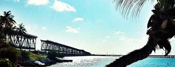 Bahia Honda State Park is one of Key West.