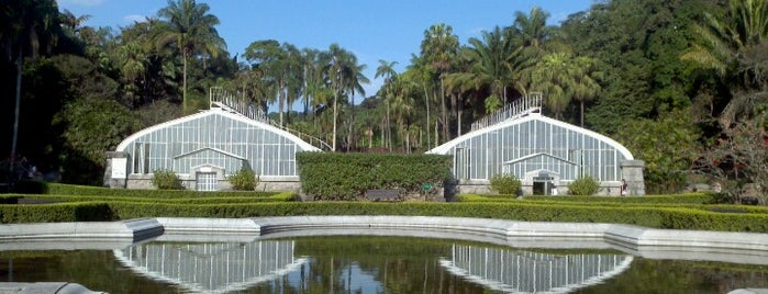 Jardim Botânico de São Paulo is one of São Paulo.