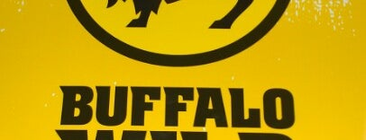 Buffalo Wild Wings is one of Favorite's.