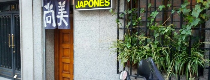 Naomi Japonés is one of Madrid: Comer y beber..