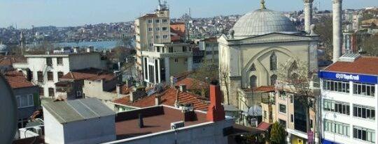 Kasımpaşa is one of İstanbul'un Semtleri.