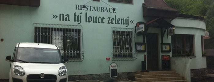 Na tý louce zelený is one of Zuzanaさんのお気に入りスポット.