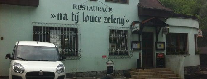 Na tý louce zelený is one of สถานที่ที่ Zuzana ถูกใจ.