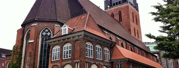 Hauptkirche St. Jacobi is one of StorefrontSticker #4sqCities: Hamburg.