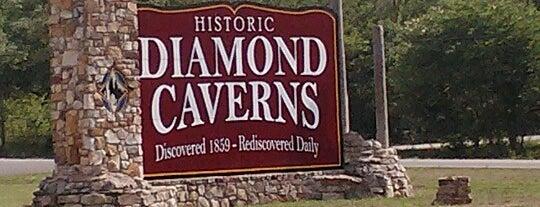 Diamond Caverns is one of Mammoth 2018 Trip.