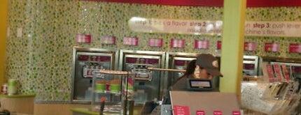 Menchie's is one of Locais salvos de Bo.