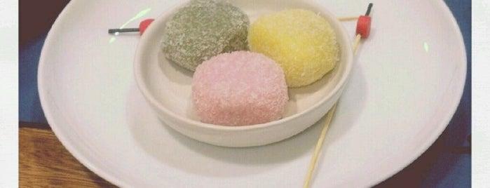 Sushi-Bar Ajumma is one of Japos ricos.