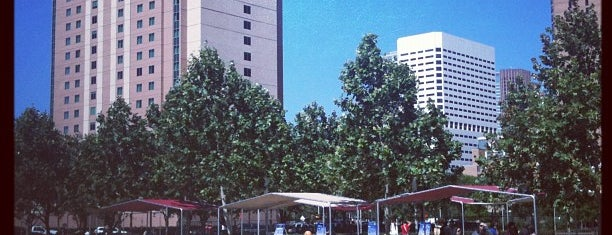 Discovery Green is one of Houston.