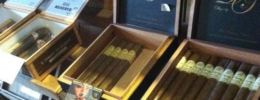 Havana Cigar Bar is one of Strange Places.