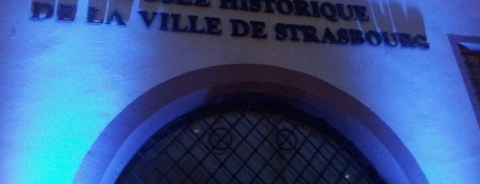 Musée historique de Strasbourg is one of Posti salvati di Dmitry.