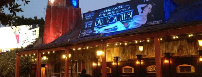 House of Blues Sunset Strip is one of 20 favorite restaurants.