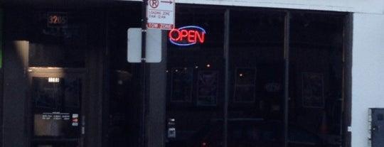 Nano Sushi is one of สถานที่ที่ Jeremy ถูกใจ.