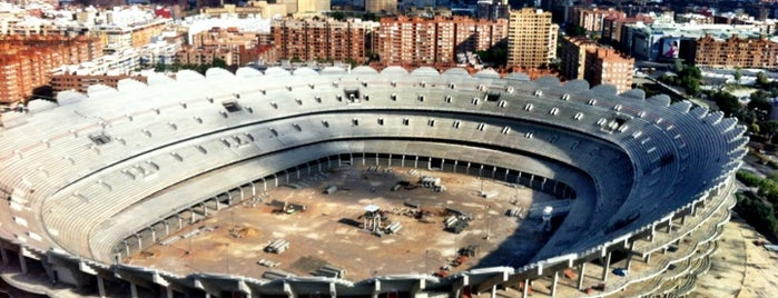 Nou Mestalla is one of International Sports~Part 2....