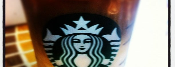Starbucks is one of Brandon : понравившиеся места.